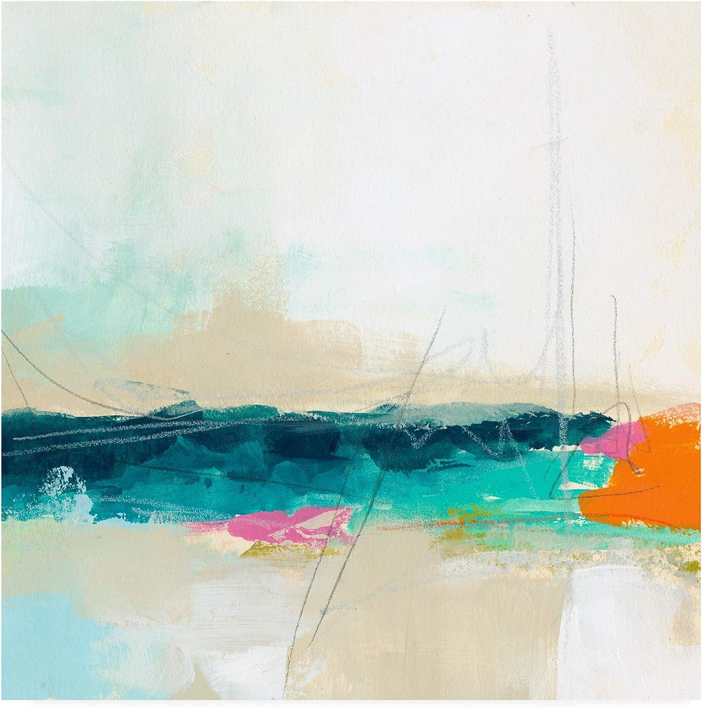 Trademark Fine Art Atmospheric VIII by June Erica Vess, 14x14