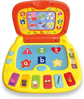 Peppa Pig none PP02 Laugh & Learn Laptop, Multi