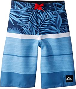 Slab Island 14 Boardshorts (Toddler/Little Kids)