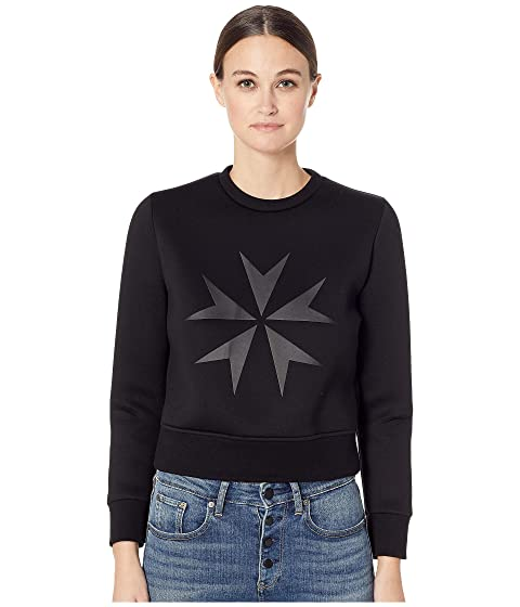 Neil Barrett Military Start Sweatshirt