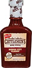 Cattlemen's Kansas City Classic BBQ Sauce, 18 oz