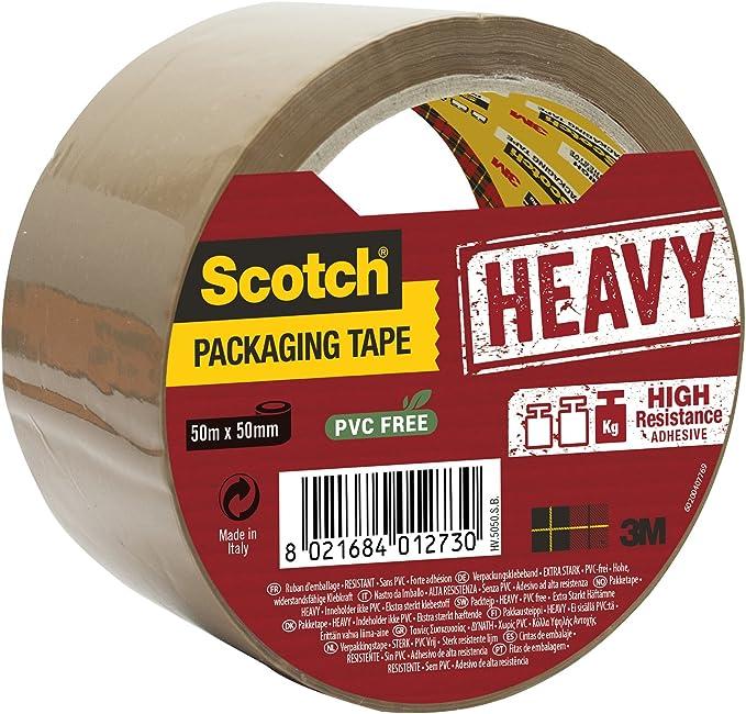 3541 opinioni per Scotch Nastro da Imballo 3M Packaging Tape Heavy/Nastro Adesivo Ultra