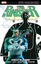 Punisher Epic Collection: Circle Of Blood (The Punisher (1987-1995) Book 2)