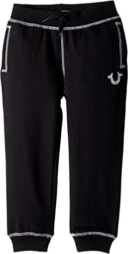 True Religion Kids - Horseshoe Sweatpants (Little Kids)