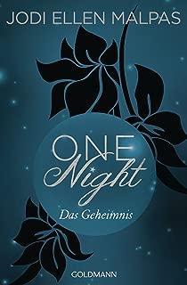 One Night - Das Geheimnis: Die One Night-Saga 2 (German Edition)
