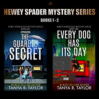 Hewey Spader Mystery Series (Books 1 & 2) (English Edition)