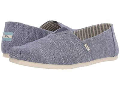 TOMS Seasonal Classics (Rugged Navy) Men