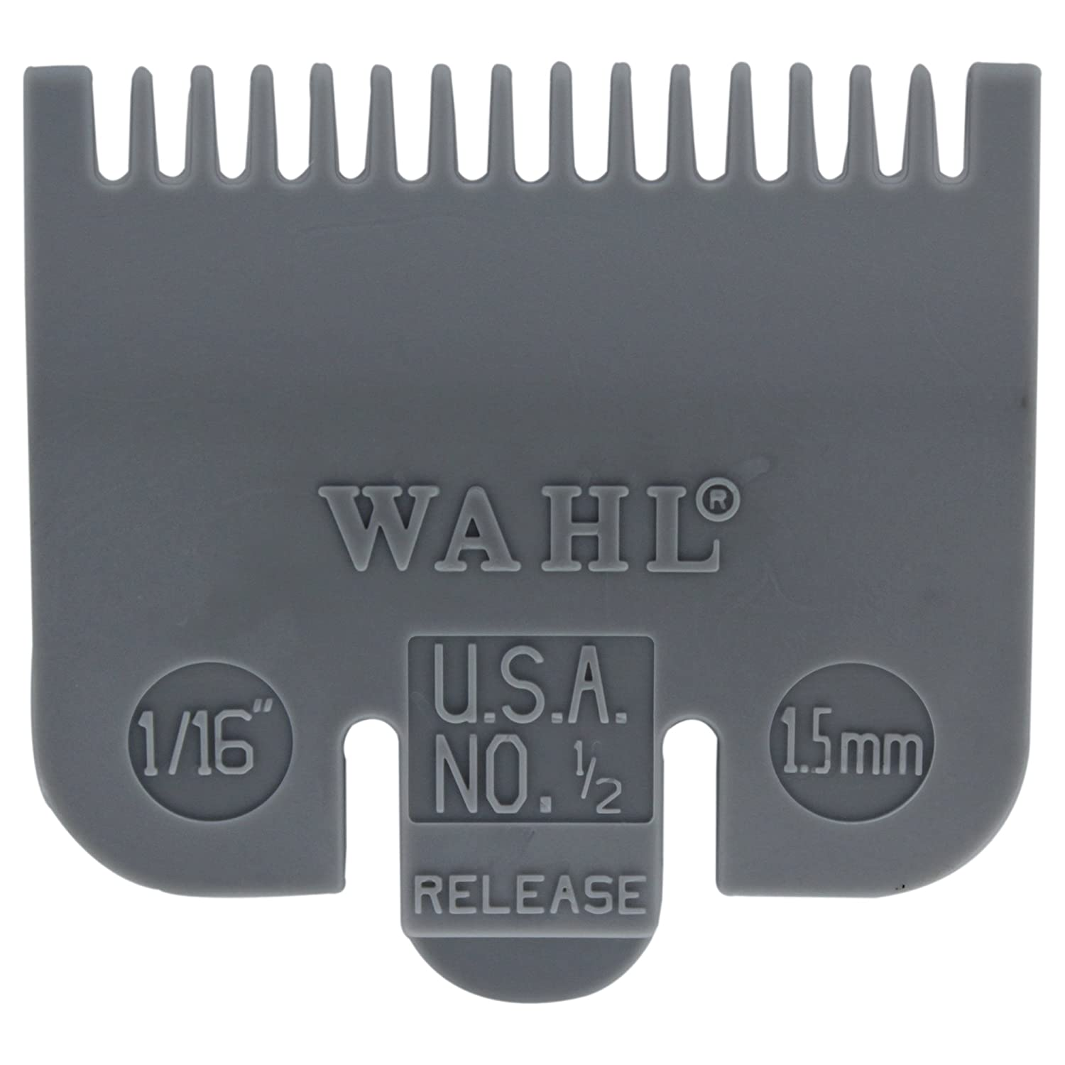 Wahl Professional Color Coded Comb Attachment - 2021 new #3137-101 # Grey Austin Mall