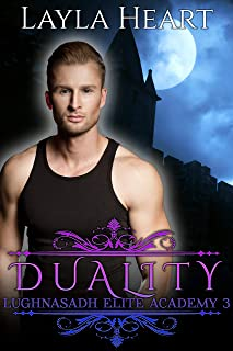 Duality (Lughnasadh Elite Academy 3): A New Adult Paranormal Reverse Harem Academy Romance Serial
