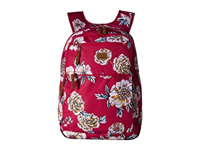 Roxy Here You Are Backpack (Deep Claret AXS Sept) Backpack Bags