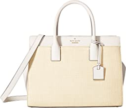 Kate Spade New York - Cameron Street Straw Candace Satchel
