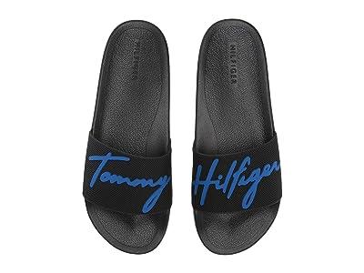 Tommy Hilfiger Esquire (Black Multi) Men