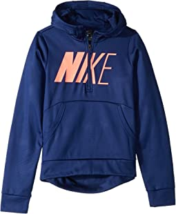 Therma 1/2 Zip Hoodie GFX (Little Kids/Big Kids)