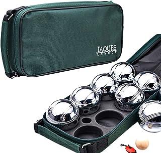 comprar comparacion Jaques of London - Juego de petanca con bolas de acero