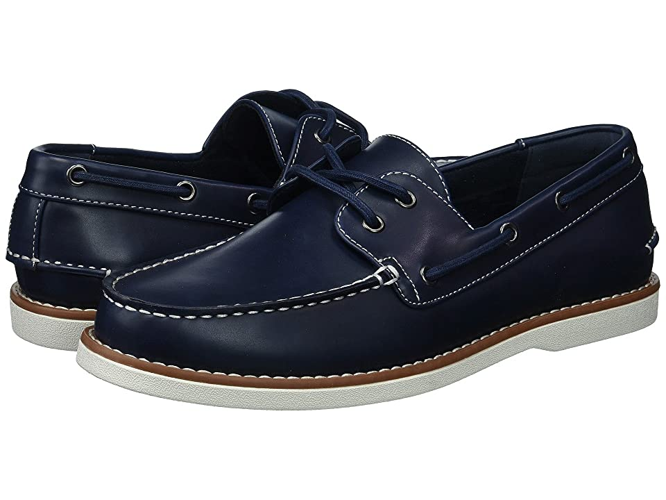 Kenneth Cole Unlisted Santon Boat (Navy) Men