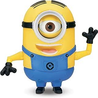 Best minion stuart laughing action figure Reviews