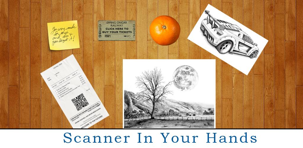 Photo Scanner Image to PDF