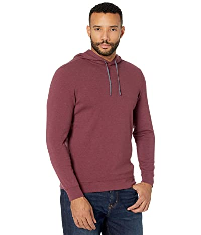 The Normal Brand Basic Puremeso Hoodie (Wine) Men