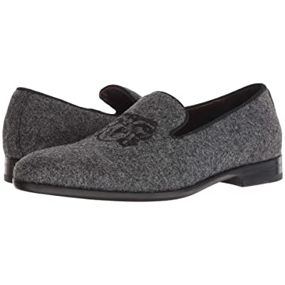 Bruno Magli Picasso (Grey Wool) Men