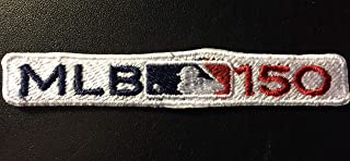 Elusive Dream Marketing Services 150 Year Anniversary Patch Baseball Major 1869-2019 League Sleeve Style