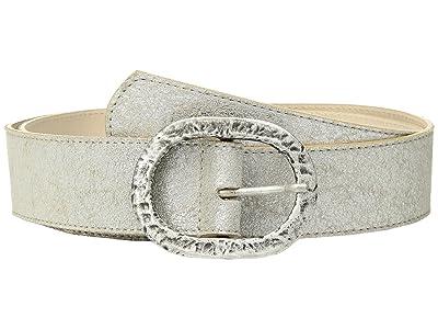 Leatherock Betty Belt (Silver) Women