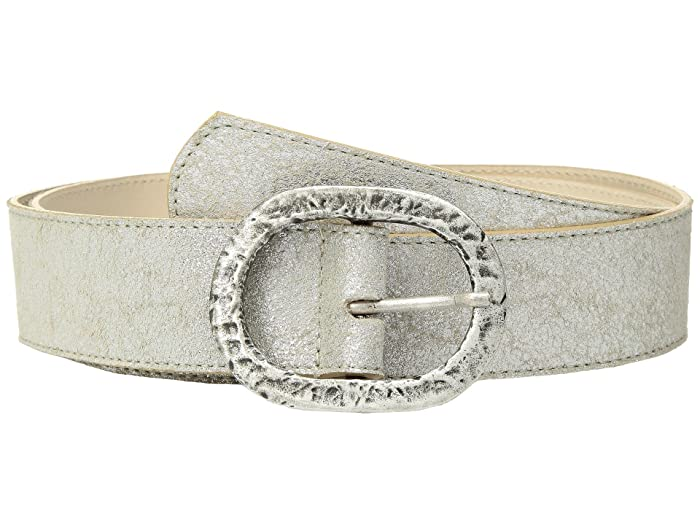 Leatherock Betty Belt (Silver) Women