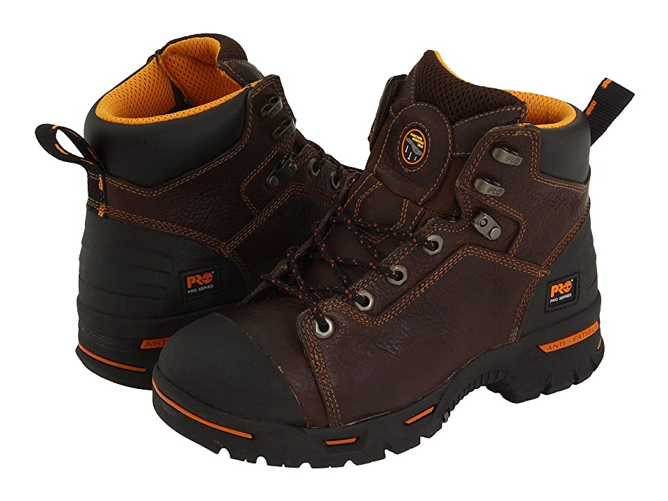 Timberland PRO 6 Endurance PR Soft Toe Hiker (Pitstop/Amber Gold) Men