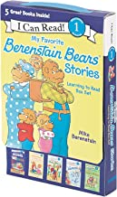 My Favorite Berenstain Bears Stories: Learning to Read Box Set (I Can Read Level 1)