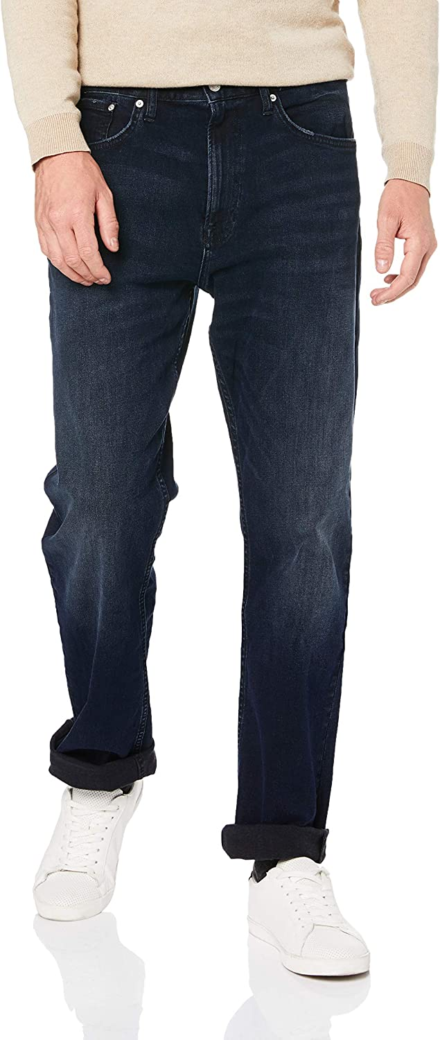 Calvin Klein mens Straight Relaxed sold out Jeans Denver Mall