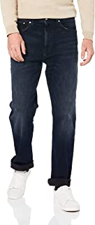 Calvin Klein Jeans Men's 037 Relaxed Straight Fit Denim Jean