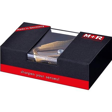 M + R 706010000 Pollux temperamatite semplice in ottone confezione regalo