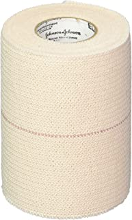 Elastikon Elastic Tape, 4 Rolls, 3 Inches by 2.5 Yards Unstretched (5 Yards Stretched)