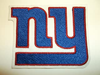 New York NYG Giants Embroidered Patch~3 1/2