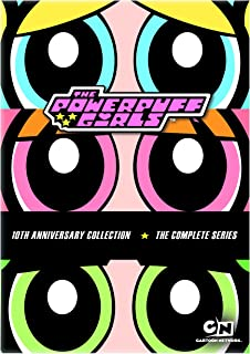 Powerpuff Girls Anniv Complete Series