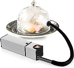 Chefhut Portable Smoke Infuser Handheld Cold Smoking Gun Indoor Mini Food Smoker for Meat, Cocktail, Drinks, BBQ