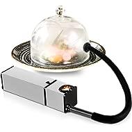 Chefhut Portable Smoke Infuser... Chefhut Portable Smoke Infuser Handheld Cold Smoking Gun Indoor Mini Food Smoker for Meat,...