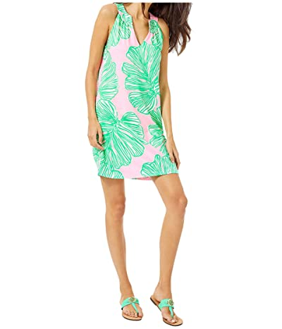 Lilly Pulitzer Ross Dress (Mandevilla Baby Who Let The Fronds Out) Women