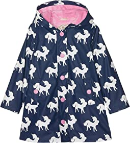 Color Changing Unicorns Splash Jacket (Toddler/Little Kids/Big Kids)