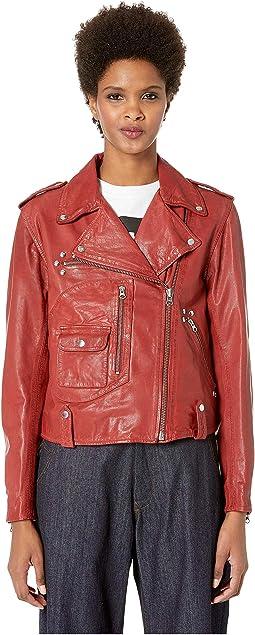 Pocket Biker Jacket