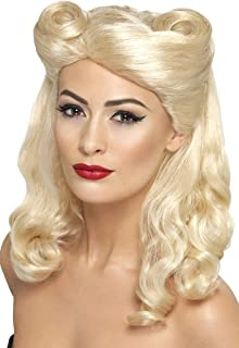 victory roll wig