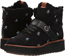Black/Black Prairie Leather