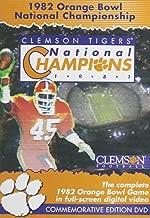 1982 Orange Bowl National Championship