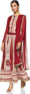 W for Woman A-Line Salwar Suit Set