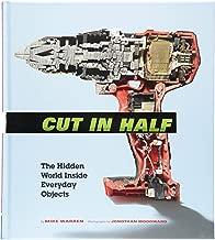 cut in half book