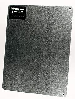 Flat Metal Board, 11 x 13 inches