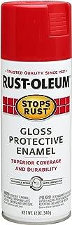 Best rustoleum sunrise red paint Reviews