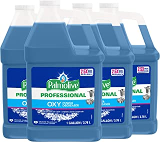 Palmolive OXY Power Degreaser for Pots and Pans, Concentrated Formula, Dishwashing Liquid, Dish Soap, Dish Liquid Soap, Ph...