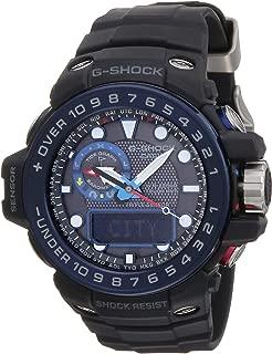 Casio Men's G-Shock GWN1000B-1B Black Resin Quartz Watch