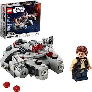 75295 LEGO® Star Wars™ Microfighter Millennium Falcon™; Kit de Construção (101 peças)