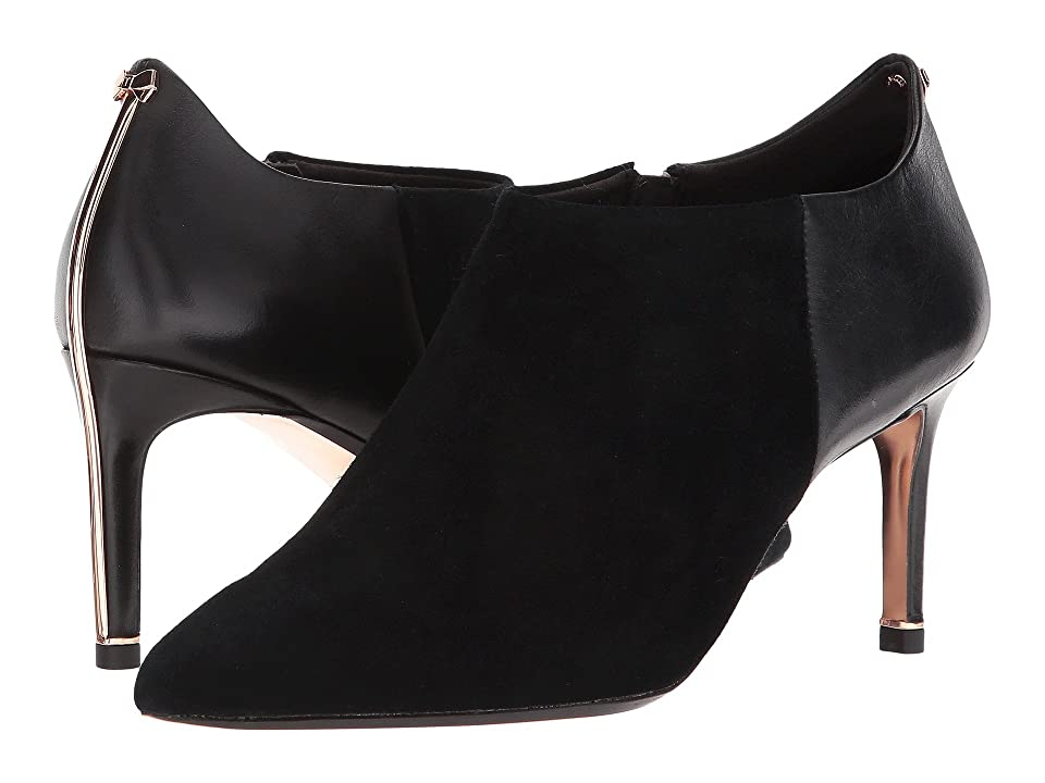 95825f38d645a7 Ted Baker Akashers (Black Suede) Women s Shoes